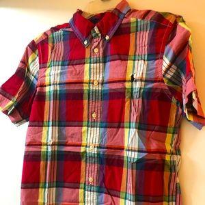 Boys Ralph Lauren short sleeve